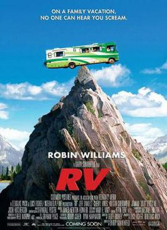 RV (film) - Theatrical release poster