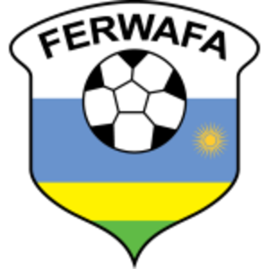 Rwanda national football team - Image: Rwandese Association Football Federation logo