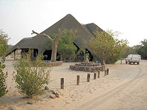 Communal Wildlife Conservancies in Namibia - Aba Huab Conservancy, Namibia, 2007.