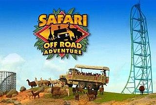 Safari Off Road Adventure