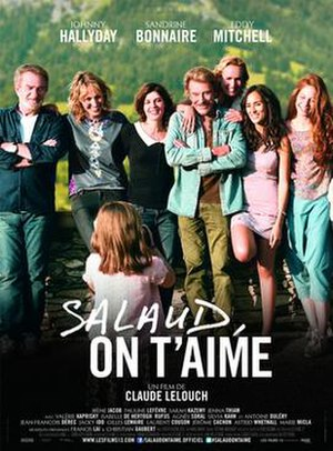 Salaud, on t'aime - Film poster