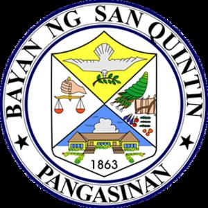 San Quintin, Pangasinan - Image: San Quintin Pangasinan