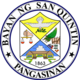 Official seal of San Quintin