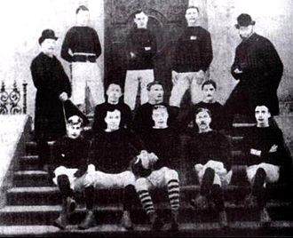 Scarborough F.C. - Scarborough squad of 1885