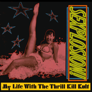 <i>Sexplosion!</i> 1991 studio album by My Life with the Thrill Kill Kult