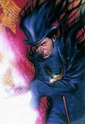 Shade (comics) - Image: Shade (DC Comics character)