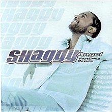 Shaggy featuring Rayvon — Angel (studio acapella)