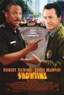 Showtime Movie Eddie Robert