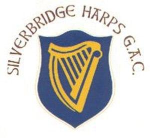 Silverbridge Harps GFC - Image: Silverbridge Harps Gaelic Football Club logo