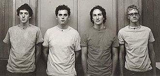 Simian (band) - Simian, 2001