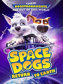 Space Dogs 3 Tropical Adventure