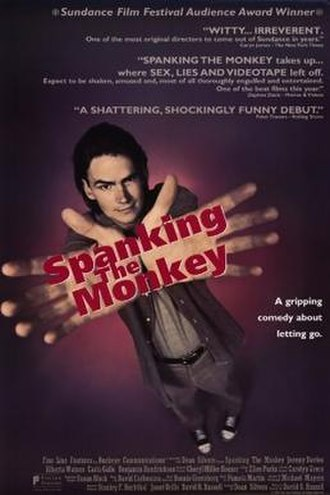 Spanking the Monkey - Theatrical release poster