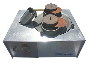 Lapping - Small lapping machine