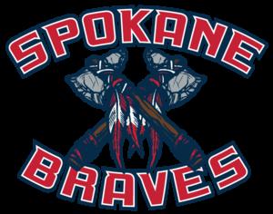 Spokane Braves - Image: Spokane Braves
