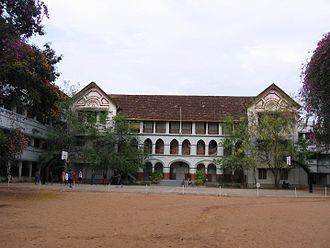 St. Joseph's Higher Secondary School, Thiruvananthapuram - St.Joseph's High School
