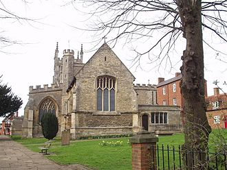 Newport Pagnell - The Parish Church