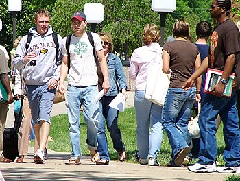 Students on campus corrected 010