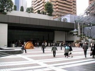 Suntory Hall concert hall in Tokyo, Japan