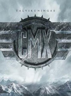 <i>Talvikuningas</i> 2007 studio album by CMX