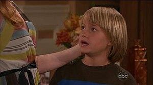 AJ Chandler - Image: Tate Berney as AJ Chandler
