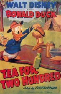 <i>Tea for Two Hundred</i> 1948 Donald Duck cartoon