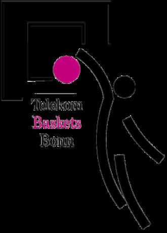 Telekom Baskets Bonn - Image: Telekom Baskets Bonn Logo