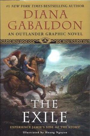 The Exile: An Outlander Graphic Novel - Image: The Exile Diana Gabaldon(2010)