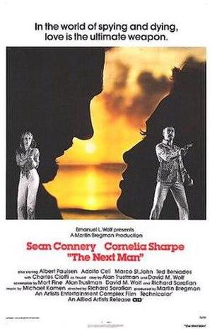 The Next Man - Original poster