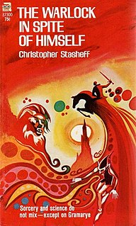 book by Christopher Stasheff