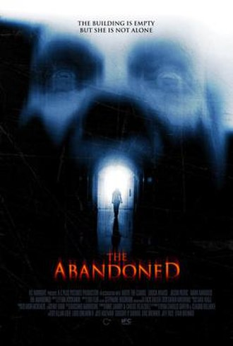 The Abandoned (2015 film) - Theatrical release poster