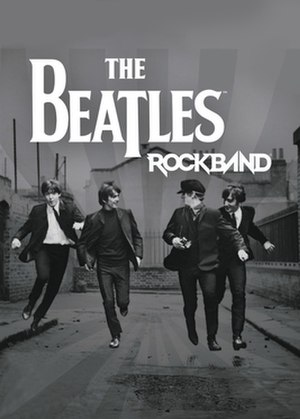 The Beatles: Rock Band - Image: The Beatles Rock Band box art