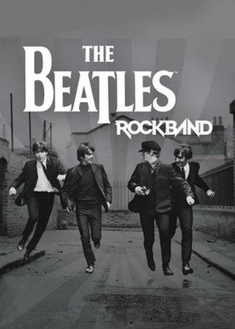 The Beatles: Rock Band - Image: The Beatles Rock Band box art