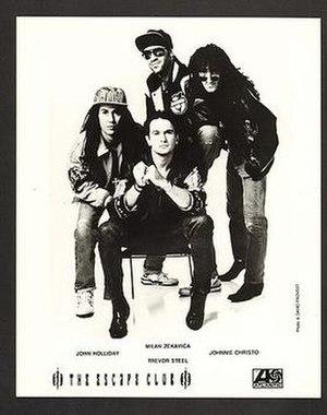 The Escape Club - The Escape Club, 1991
