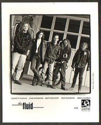 The Fluid - The Fluid, 1993