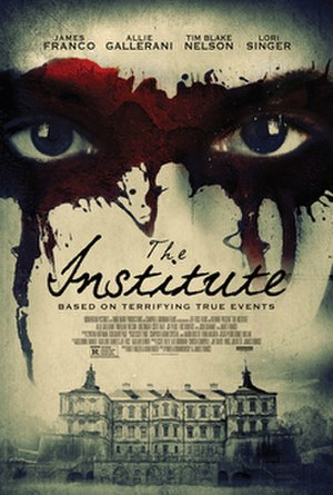 The Institute (2017 film) - Image: The Institute 2017 film poster