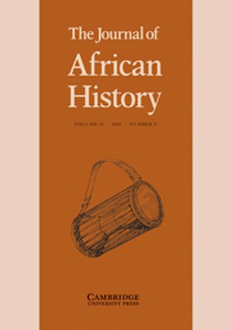 The Journal of African History - Image: The Journal of African History