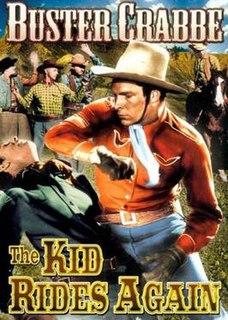 <i>The Kid Rides Again</i> 1943 film by Sam Newfield