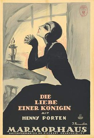 The Love of a Queen (1923 film) - Image: The Love of a Queen (1923 film)