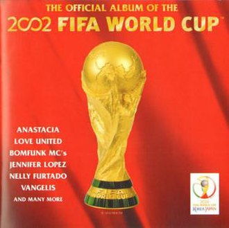 The Official Album of the 2002 FIFA World Cup - Image: The Official Album of the 2002 FIFA World Cup