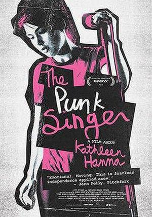 The Punk Singer - Image: The Punk Singer logo