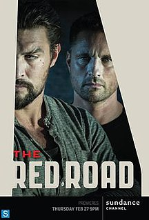 <i>The Red Road</i> (TV series) American TV series