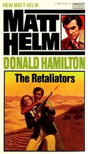 The Retaliators - 1976 paperback edition
