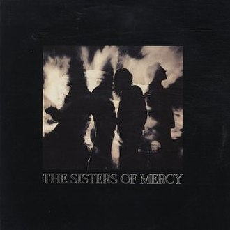 More (The Sisters of Mercy song) - Image: The Sisters of Mercy More cover
