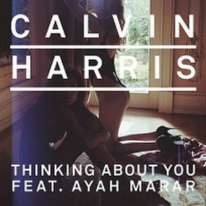 Thinking About You (Calvin Harris song) - Image: Thinking About You (Calvin Harris song)