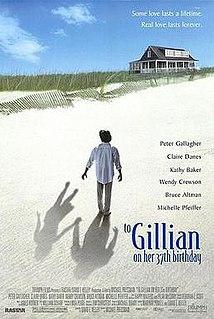 <i>To Gillian on Her 37th Birthday</i> 1996 film by Michael Pressman