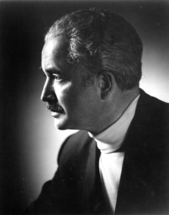 Tibor Kozma - Portrait of Tibor Kozma.