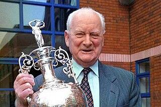 Tom Finney English international footballer (1922–2014)
