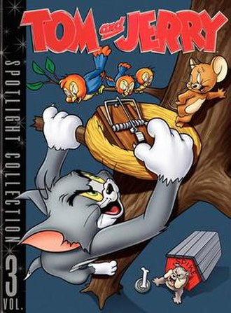 Tom and Jerry Spotlight Collection - Image: Tom and Jerry Spotlight Collection Volume 3