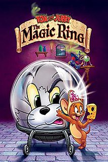 <i>Tom and Jerry: The Magic Ring</i>