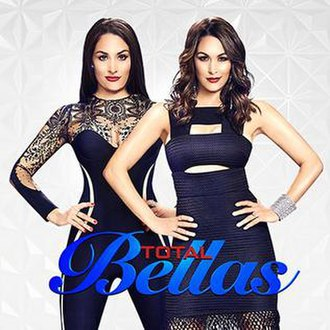 Total Bellas - The third seasons' promotional poster